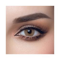 Loroyal Colored Contact Lens - Rose Caramel - 1 Year