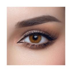 Loroyal Colored Contact Lens - Rose Hazel - 1 Year