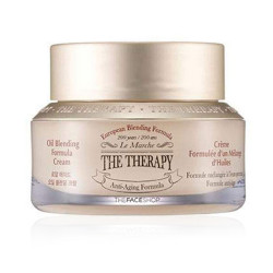 The Face Shop The Therapy Oil Blending Cream - 50 ml