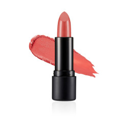 The Face Shop Rouge Satin Moisture Lipstick - BE02