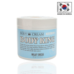 Milky Dress - Body King Cream - 450 ml