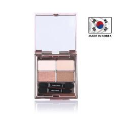 Milky Dress - Barbie Make Signature Modern Eyeshadow Palette - Glam Beige