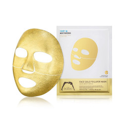 The Oozoo Gold Foilayer Mask