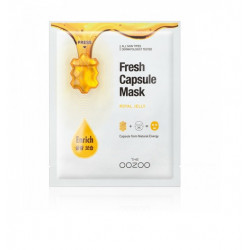The Oozoo Royal Jelly Fresh Capsule Mask