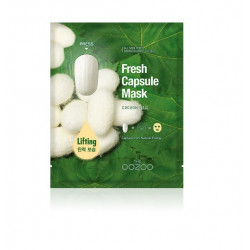 The Oozoo Cocoon Silk Fresh Capsule Mask