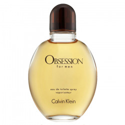 Calvin Klein Obsession for Men - Eau De Toilette - 125 ml
