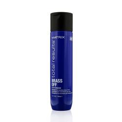 Matrix Total Results Brass Off Shampoo - 300 ml