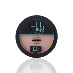 Maybelline - Fit Me Matte + Poreless Powder - N 110 Fair Ivory