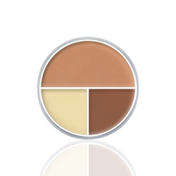 Kryolan Ultra Foundation Trio - NC