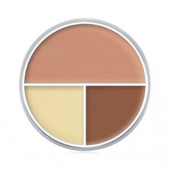 Kryolan Ultra Foundation Trio - N D