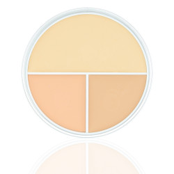 Kryolan Ultra Foundation Trio - Ivory
