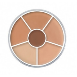 Kryolan Ultra Foundation Color Circle Elo - N 5 Tan