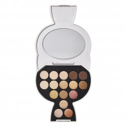Karl Lagerfeld - Choupette Collectable Eyeshadow Palette - Warm Nude