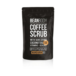 Bean Body Coffee Scrub Mandarin - 220g
