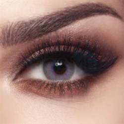 Bella - Contact Lenses - Elite Lavender Grey - Monthly
