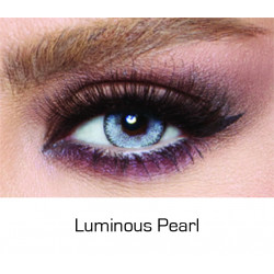 Bella - Contact Lenses Glow - Luminuous Pearl  - Monthly