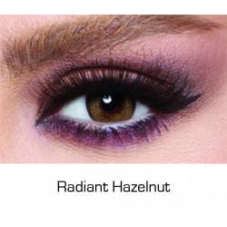 Bella - Contact Lenses Glow - Radiant Hazelnut - Monthly