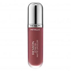Revlon Ultra HD Metallic Matte Liquid Lipcolor - N 705 - Shine