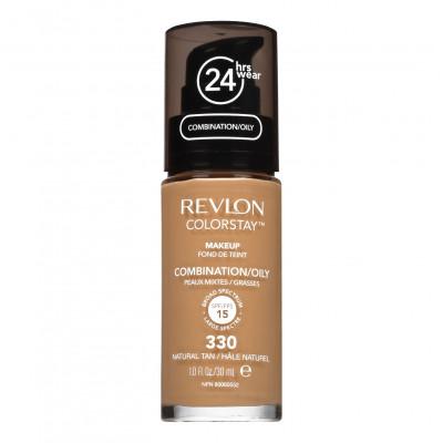 Revlon Color Stay Foundation - N 330 - Natural Beige