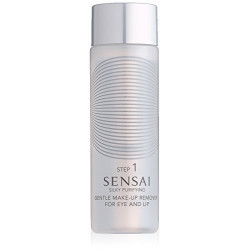 Sensai Silky Purifying Gentle Make-up Remover For Eye & Lip - 100ml
