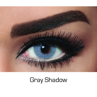 Bella - Contact Lenses Diamond - Gray Shadow - Monthly