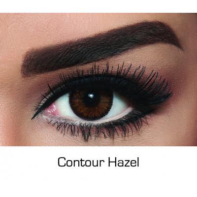 Bella - Contact Lenses - Contour Hazel - Monthly