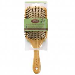 Cala - Bamboo Paddle Hair Brush - Large